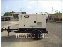 Caterpillar XQ-20N, transportable stromaggregate, Bau-Und Bergbauausrüstung