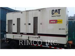 Caterpillar XQ-300, mobile generator sets, Construction