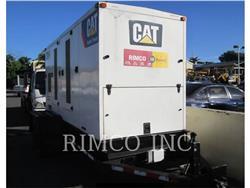 Caterpillar XQ-300, mobile generator sets, Construction