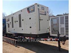 Caterpillar XQ 350, ruchome zestawy generatorów, Sprzęt budowlany