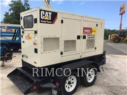 Caterpillar XQ-60, mobiele generatorsets, Bouw