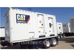 Caterpillar XQ 600、租赁发电机组、建筑设备