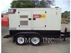 Caterpillar XQ100-6, mobiele generatorsets, Bouw