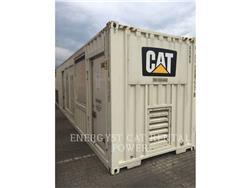 Caterpillar XQ1475G - G3516C, передвижные генераторные установки, Строительное