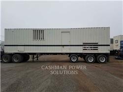 Caterpillar XQ1500, conjuntos de geradores móveis, Equipamentos Construção
