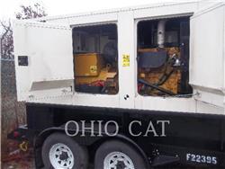 Caterpillar XQ175, Stationary Generator Sets, Construction
