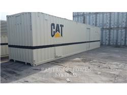 Caterpillar XQ1750, conjuntos de geradores móveis, Equipamentos Construção