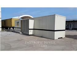 Caterpillar XQ1750, передвижные генераторные установки, Строительное