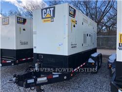 Caterpillar XQ200, ruchome zestawy generatorów, Sprzęt budowlany