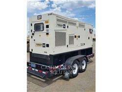 Caterpillar XQ200, mobile generator sets, Construction