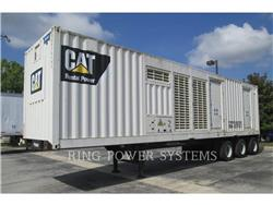 Caterpillar XQ2000, mobiele generatorsets, Bouw