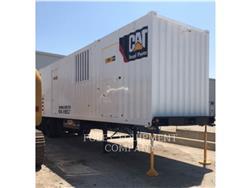 Caterpillar XQ2000、移動式発電装置、建設