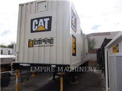 Caterpillar XQ2000, Stacjonarne Zestawy Generatorów, Sprzęt budowlany