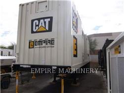 Caterpillar XQ2000, Stationary Generator Sets, Construction
