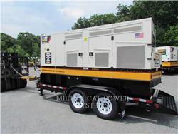 Caterpillar XQ200T4I, стационарные генераторные установки, Строительное