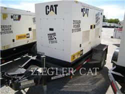 Caterpillar XQ30, Stationary Generator Sets, Construction