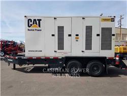 Caterpillar XQ300, ruchome zestawy generatorów, Sprzęt budowlany