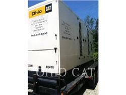 Caterpillar XQ400, Stationary Generator Sets, Construction