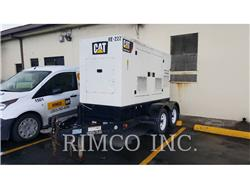 Caterpillar XQ60-6, mobile generator sets, Construction