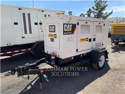 Caterpillar XQ60 T4F, mobile generator sets, Construction