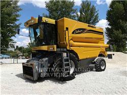 Challenger 654, combinados, Agricultura