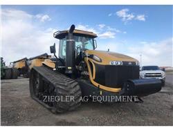Challenger MT865E, tractores agrícolas, Agricultura