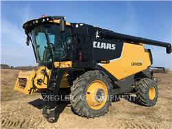 Claas 740, combine, Agricultură