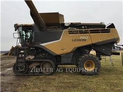 Claas 740TTHS, combinados, Agricultura