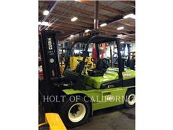 Clark C55SD, Diesel Forklifts, Material Handling