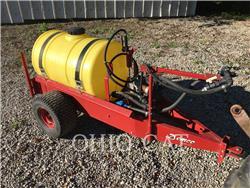 Demco TR558, Zelfrijdende spuitmachines, Landbouwmachines