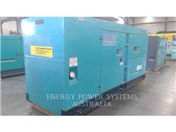 Denyo DCA150ESK, Stationary Generator Sets, Construction