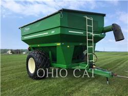 E-Z Trail INC. 860, equipamentos de plantio, Agricultura