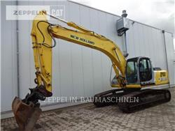 Ford / New Holland E305EL, Crawler Excavators, Construction
