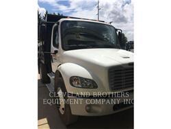 Freightliner M2DT, dump trucks, Transport