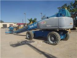 Genie 125 4WD MANLIFT, Articulated boom lifts, Construction