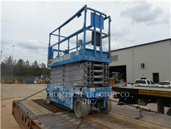 Genie 32 ELECTRIC SCISSOR LIFT, lift - scissor, Construction