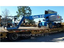 Genie 65 4WD MANLIFT, Articulated boom lifts, Construction