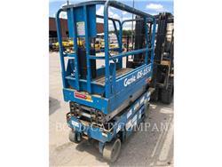 Genie GS1530 G84, lift - scissor, Construction
