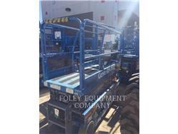 Genie GS2032EE, cisailles, Équipement De Construction