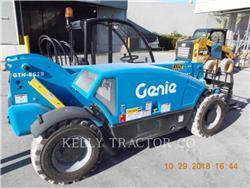 Genie GTH-5519, telehandler, Construction