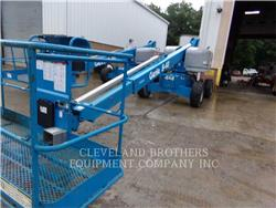 Genie S-40, Articulated boom lifts, Construction