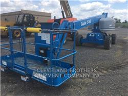 Genie S-45, Articulated boom lifts, Construction