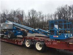 Genie S-65, Articulated boom lifts, Construction