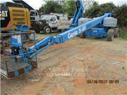 Genie S85, Articulated boom lifts, Construction