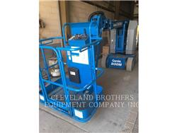 Genie Z30-20N, Articulated boom lifts, Construction