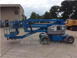 Genie Z45, Articulated boom lifts, Construction