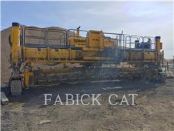 Gomaco PS2600, Asphalt pavers, Construction