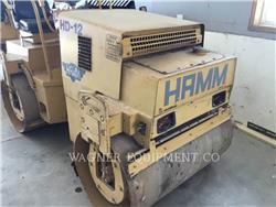 Hamm HD12, Compactors, Construction