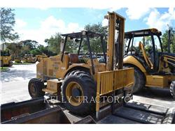 Harlo PRODUCTS CORP HP5000, Diesel Forklifts, Material Handling