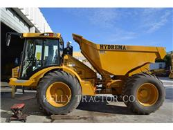 Hydrema 912 HM, Articulated Dump Trucks (ADTs), Construction